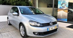 VW Golf VI 2.0 Tdi Confortline