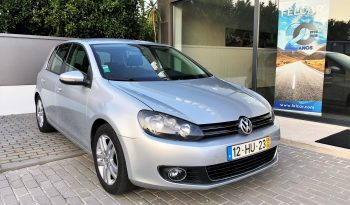 VW Golf VI 2.0 Tdi Confortline