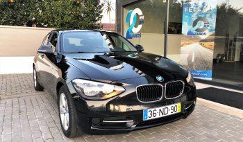 BMW 116D Efficient Dynamics Sport full