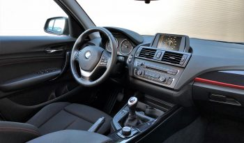 BMW 116D Efficient Dynamics Sport full