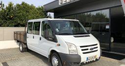 Ford Transit Cab. Tripla 9 Lug