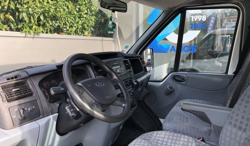 Ford Transit Cab. Tripla 9 Lug full