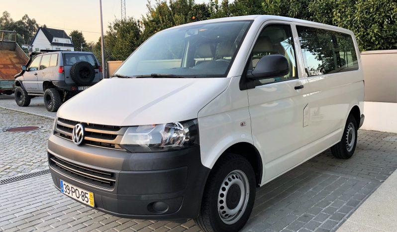 VW Transporter 9L 2.0 TDI full