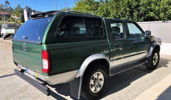 Nissan Navarra 2.5 TD Intercooler full