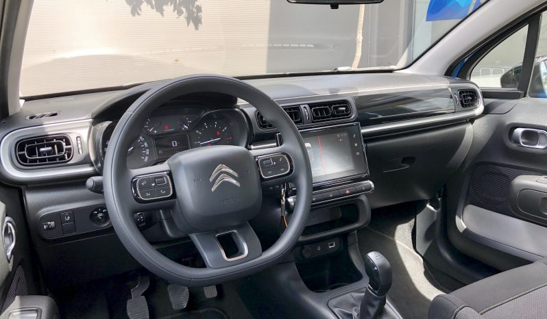 Citroën C3 1.2 PURETECH FEEL full
