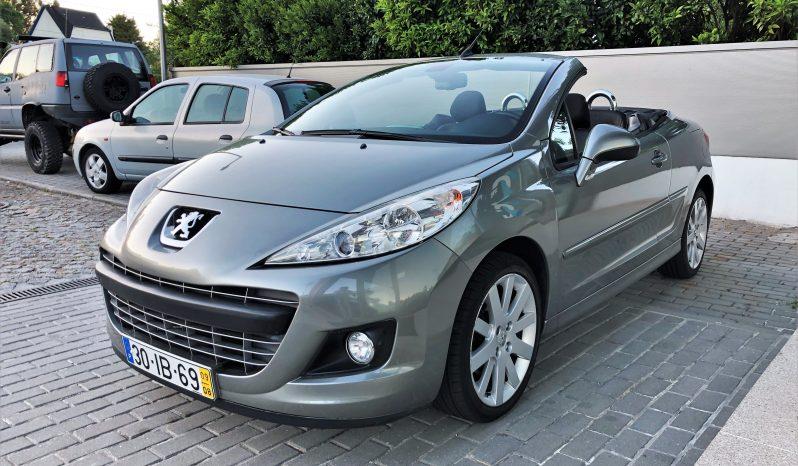 Peugeot 207 CC 1.6 HDI full