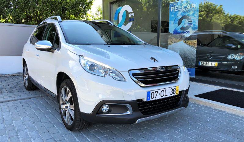 Peugeot 2008 1.6 HDI ALLURE full