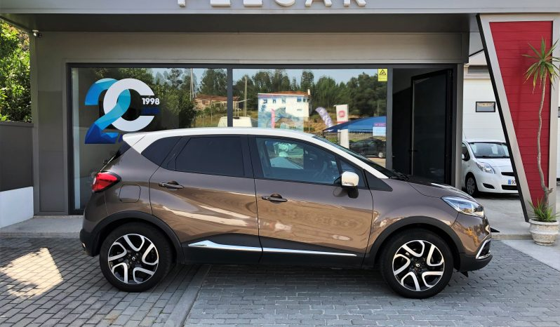 Renault Captur 1.5 Dci Exclusive full