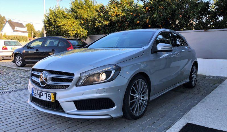 Mercedes-Benz A 200 CDI AMG full