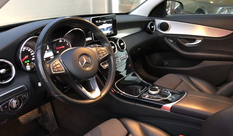 Mercedes-Benz C220 Bluetec full