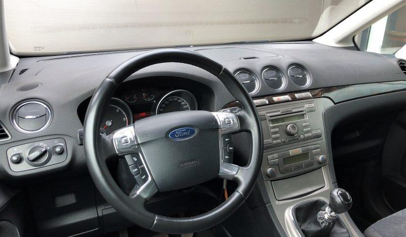 Ford Galaxy 1.8 TDCI Ghia full