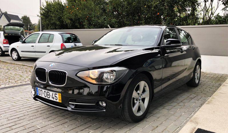 BMW 116D LINE SPORT full